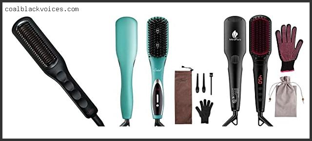 The Wet Brush Ts2 Super Smoother Electric Hair Straightening Brush