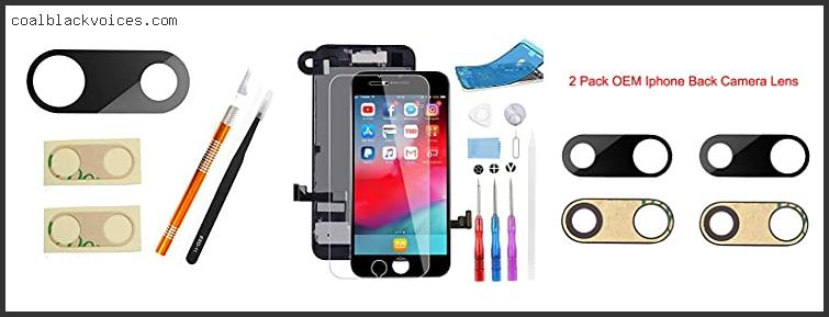 Top #10 Cracked Camera Glass Iphone 7 Reviews With Products List