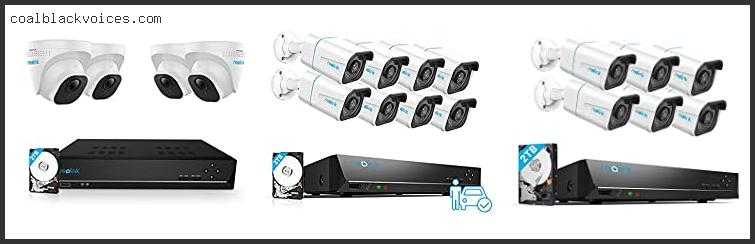 Top 10 Poe Security Camera System 4k In [2021]