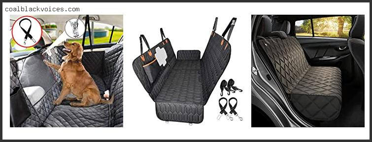 Guide For Dog Car Seat Covers Petbarn Reviews With Scores