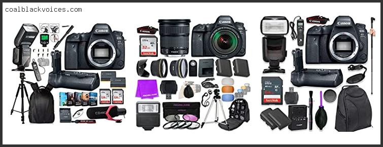 Deals For Canon Eos 6d Mark Ii 26.2 Mp Digital Slr Camera – To Buy Online