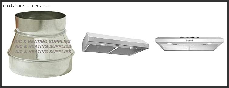Top Best Range Hood With 5 Inch Duct Based On Scores